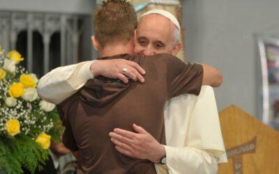 Orędzie Pp Franciszka do młodzieży na Niedzielę Palmową 2015