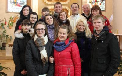 Relacja ze Strasburga młodzieży z Zabawy