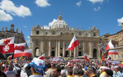 Tarnowska Młodzież w Rzymie!!!