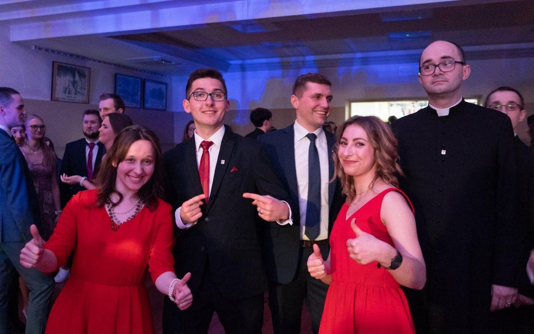 Zjazd i VIII Bal Katolickiego Stowarzyszenia Młodzieży Diecezji Tarnowskiej